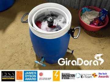 GiraDora prod website