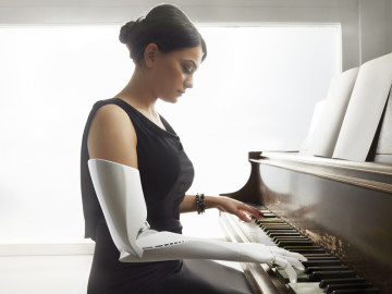Syren - Musical Prosthetic Arm