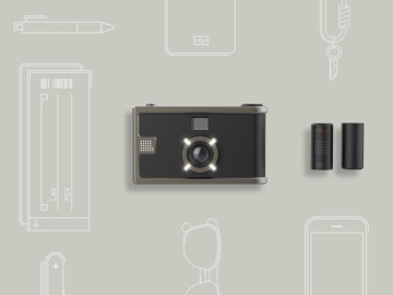 Twentyseven Camera provides the traveler with a curated photo experience by limiting the number of photos the user can take to only 27 exposures.